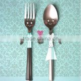 valentine gift spoon and fork set