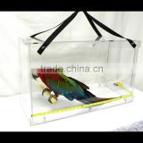 Acrylic import bird cages for sale