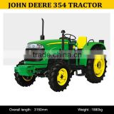Best quality of John deer 35hp tractor, manual john deere tractor 354, john deere 4x4 354