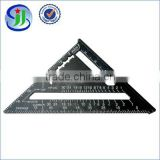 black triangle scale ruler metal material ruler                                                                         Quality Choice