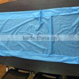 Disposable Bedspreads Disposable PP Surgical Medical Nonwoven Bed Sheet+Bed Cover With Elastic+Pillow