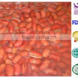 Natural canned red kidney beans