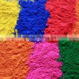 Non explosive holi color powder Starch Non toxic running powder Gulal Powder Color Fun Play Party