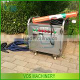 Steam car washer machine, gun used steam car wash, car care washing machinery low power needed