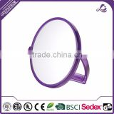 Plastic decorative plastic mirror frames