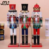 Wholesale wooden toy soldier nutcracker