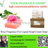 Factory direct fragrance rose fragrance oil used for soap making,longlasting rose fragrance for shampoo and laundry detergent