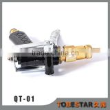 QT-01 low pressure copper car wash gun with variable spray patterns