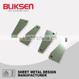 Metal fabrication supply sheet metal hole punch service