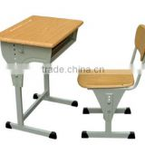 Comfortable school furniture&School desk and chair&Combination bookcases