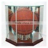 acrylic basketball display case/ball box