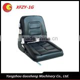 China Top Selling Utility Forklift Seat, XFZY-1G, Mechanical Suspension Forklift Driver seat Made in Gaosheng