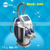 vacuum+crio equipment MED-340 Unique design vacuum Cryotherapy Body Slimming machine
