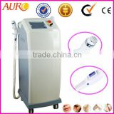 Redness Removal S300 Factory Home Use IPL Hair Removal 10MHz + RF Machine With Stand Arms / Legs Hair Removal