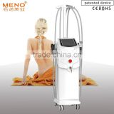 Fat Cavitation Machine Powerful Multi-function Infrared Vacuum Rf Rf Cavitation Machine + Cavitation+RF+Vacuum Beauty Machine For Slimming And Skin Tighting&detoxing