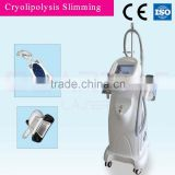 cryo rf fat reduce machine for get rid of cellulite on butt and thighs and whole body