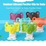 Silicone Elephant Clamp Use in Silicone Teether Bracelet