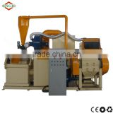Energy saving remove PVC cable granulator machines / waste cable copper granulating machine