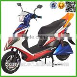 Hot sale Cheap small electric scooter moped 1000W electric motorcycle with pedals assistant (EM-01)