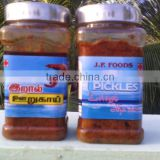 Prawn and Fish Pickle