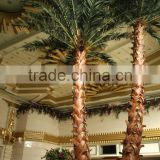 Interior Decoration Home Vertical Planters Plastic Large Indoor Date Palm Trees Decorative Artificial Plant