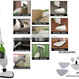 12 in 1 Steam Mop 1300W Super Heated Multi Upright & Handheld Steam Cleaner Sterilizer 12 in 1