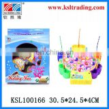 kids plastic electrical fish toys