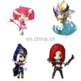 2016 hot selling League of Legends mini pvc figure lovely LOL action figure