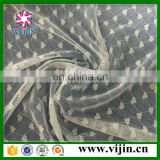 high strech knitting mesh lace fabric with 60inch width for fashion apparel