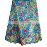 Party dress guipure lace fabrics