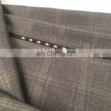 newwuhuan tr suit fabrics wh50040 check desgin