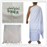 Muslim pilgrimage 100% pure cotton Ihram  haji towel  /  Muslim  cotton Ihram