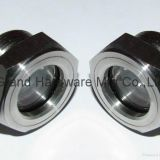 stainless steel 304 oil level sight glass