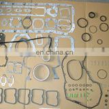 6BTA 5.9 B5.9 engine gasket kit,overhaul gasket set for excavator