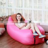Outdoor Portable Inflatable Sofa, Sleeping Bag, Compression Air Bed