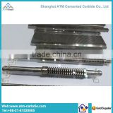 Tungsten carbide welded broaching cutter for air conditioner compressor