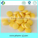 China supplier VB complex Tablets/ Vitamin B complex Tablets OEM China