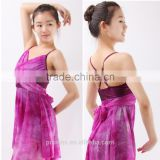 Chiffon Ballet Skirt, Modern Dance Skirt, Ballet Leotard with Skirts, Dance Skirts for Girls