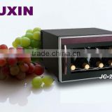 FUXIN:JC-23AKR.Thermoelectric mini wine cooler with 8Bottles./Single wine cooler/Wine furniture