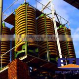 Fote equipment ---- High-level spiral chute for ore beneficiation industry