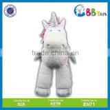 High Quality Child Toy Stuffed Animal Cute Soft Horse Plush Toy for Kids