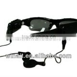 Winait Camcorder Glasses with Camera Video MP3 Player Support Micro SD/TF Card up to 16G