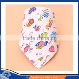 2016 Bright Baby Bandana Drool Bibs/Unisex Baby's Multi Colors Bandana Bib/Cotton Baby Bibs with Button Closure