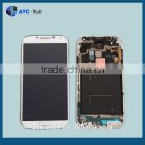 china suppliers lcd screen for Samsung galaxy S4 I9505 white