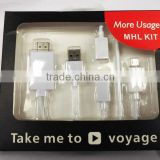 usb cable tv adapter female to vga male cable micro usb mhl