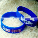 Fashion soft pvc bracelet