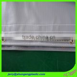 waterproof and fireproof pvc coated fabric tarpaulin with waterproof and fireproof