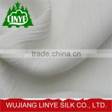 China textile for dress spun 100% rayon crepe fabric used batik