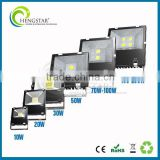 CE RoHs approved high lumen outdoor 50w led flood light