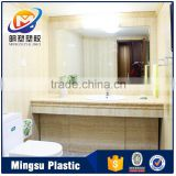 Waterproof plastic PVC wall panel for toilet and kitchen decoration                                                                         Quality Choice